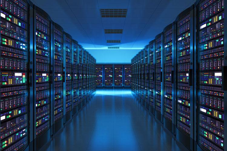 Image of servers for Technology at Linch Capital Atlanta GA