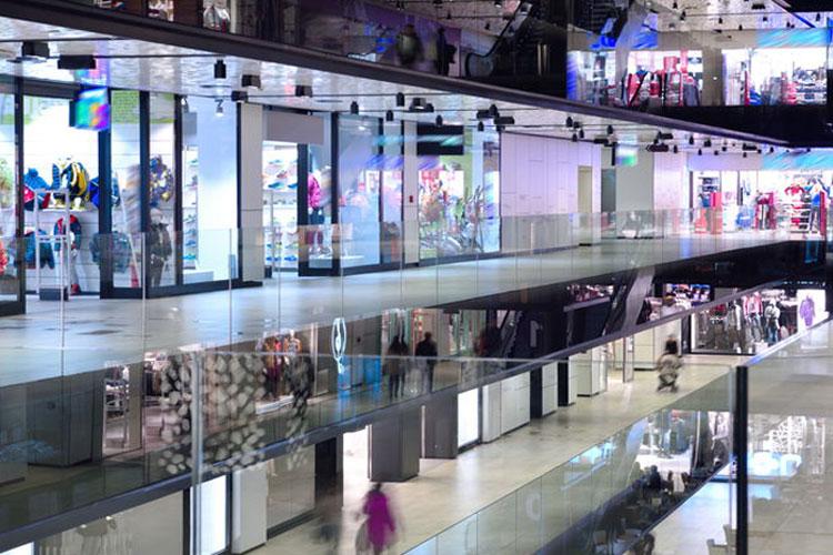 Consumer Sector Image of Shopping Mall Linch Capital Atlanta GA